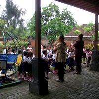 Photo taken at PAUD/TK Pradnyan Mumbul Nusa Dua by Yan m. on 1/3/2012