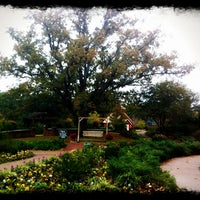 Photo taken at East Texas Arboretum and Botanical by Jeremy M. on 11/19/2011