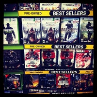 Photo taken at Gamestop by Matt D. on 11/21/2011