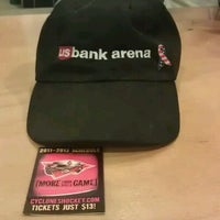 Photo taken at US Bank Arena by Mike M. on 10/27/2011