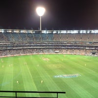 Photo taken at MCG by Dave L. on 6/3/2012