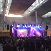 Photo taken at Alte Messehalle 15 by Heiko H. on 6/12/2011