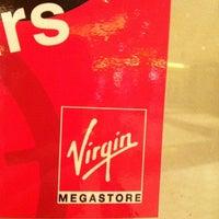 Photo taken at Virgin Megastore by ()wn() on 4/5/2011