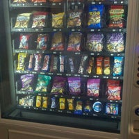 Photo taken at Frisco Library Snack Machine by Ryan Y. on 8/22/2011