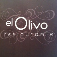 Photo taken at El Olivo Restaurante by lucy z. on 4/19/2011