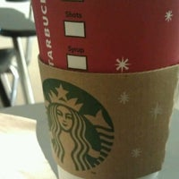 Photo taken at Starbucks by Scooby S. on 11/3/2011