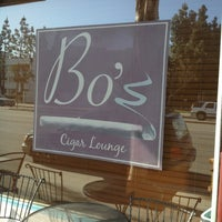 Photo taken at Bo's Cigar Lounge by Barry B. on 3/27/2012