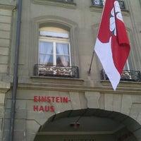 Photo taken at Einstein-Haus by Igor V. on 5/4/2012