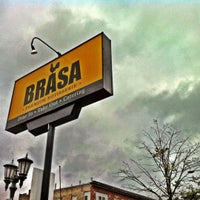 Photo taken at Brasa Premium Rotisserie by Kurt S. on 8/31/2011