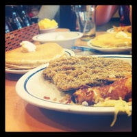 Photo taken at IHOP by Eyleen T. on 11/6/2011