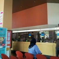 Photo taken at Pos Malaysia by Awang S. on 3/12/2012