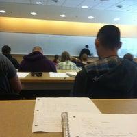 Photo taken at Science Hall - Rowan University by Ryan M. on 12/2/2011