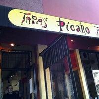 Photo taken at Picaro Cafe by Vittorio S. on 5/12/2012