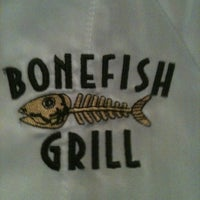 Photo taken at Bonefish Grill by Kaley G. on 4/11/2011