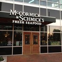 Photo taken at McCormick & Schmick's by Patrick H. on 11/1/2011