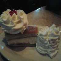 Photo taken at Cheesecake Factory by Zach M. on 1/16/2012