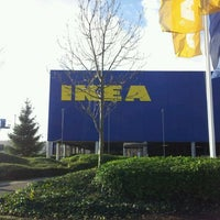 Photo taken at IKEA by Nick T. on 11/27/2011