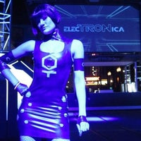 Photo taken at ElecTRONica by Annissë D. on 8/17/2012