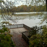 Photo taken at Historic Smithville Park by Nicole G. on 10/21/2011