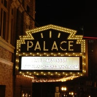 Photo taken at Palace Theatre by Dori S. on 10/16/2011