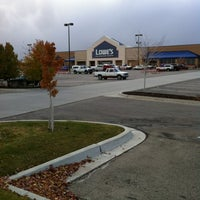 Photo taken at Lowe's Home Improvement by James R. on 11/1/2011