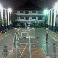 Photo taken at SMA Negeri 1 Manado by Julio D. on 5/19/2012