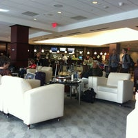 Photo taken at United Club - Terminal E by Robert Q. on 12/18/2011