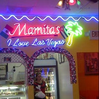 Photo taken at Mamacita's Restaurant by Amie on 4/13/2012