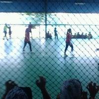 Photo taken at Galaxy Futsal Bangi by Kamaruddin M. on 4/22/2012