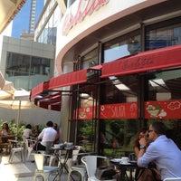 Photo taken at Carlotta by İpekdrmz on 7/9/2012
