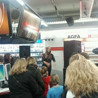 Photo taken at Media Markt by Mirjam S. on 3/17/2012