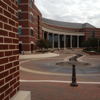 Photo taken at Baylor Sciences Building by Blaise G. on 12/5/2011