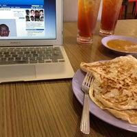 Photo taken at Restoran Ali's Corner by Andrew O. on 7/12/2012