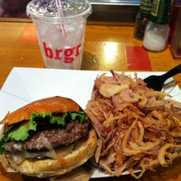 Photo taken at brgr by Singying Y. on 9/19/2011
