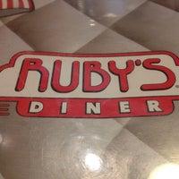Photo taken at Ruby's Diner by Megan L. on 4/23/2012
