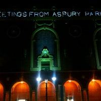 Photo taken at Asbury Park Convention Hall by Infirmary P. on 3/4/2012
