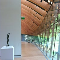 Photo taken at Crystal Bridges Museum of American Art by Sarah H. on 5/6/2012