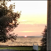 Photo taken at Morgia's Beach by Luke R. on 8/17/2012