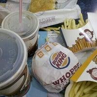 Photo taken at Burger King by Ema B. on 3/6/2012