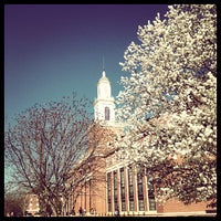 Photo taken at Edmon Low Library by Mark B. on 3/13/2012