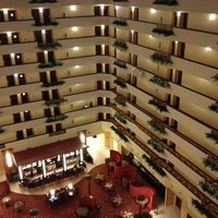 Photo taken at Madison Marriott West by Jonathan P. on 3/6/2012