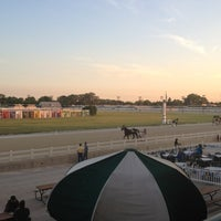 Photo taken at Maywood Park Racetrack by Meg💥 on 6/8/2012