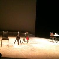 Photo taken at Teatro La Aduana by Gioco S. on 6/30/2012