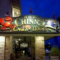 Photo taken at Bob Chinn's Crab House by Mio O. on 9/8/2012