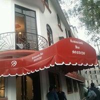 Photo taken at Restaurante - Bar Montejo by Puerco on 2/23/2012
