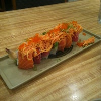 Photo taken at Ray's Sushi by Addison B. on 4/27/2012
