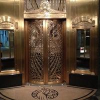 Photo taken at Palmer House - A Hilton Hotel by Jen T. on 6/7/2012