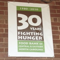 Photo taken at Food Bank of Central & Eastern NC by Brian on 6/22/2012