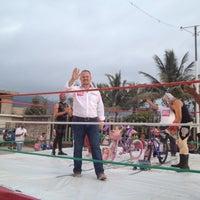 Photo taken at Laguna coapinole by Adrian M. on 5/6/2012