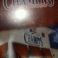 Photo taken at Champps Restaurant & Bar by Will R. on 2/15/2012